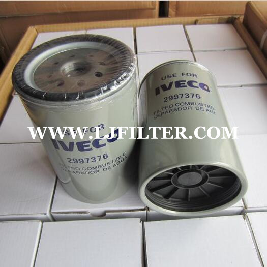 2997376 504086268 fuel filter for iveco