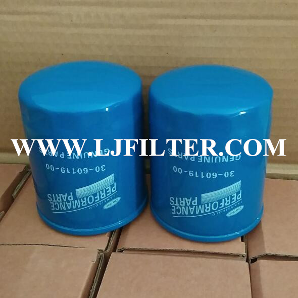 30-60119-00 306011900 Carrier oil filter element,Lijie Filters