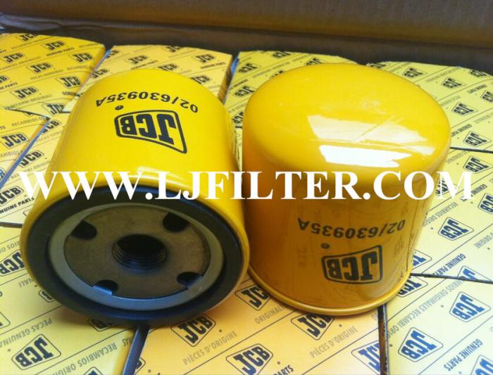 02/630935A,02630935A JCB oil filter element
