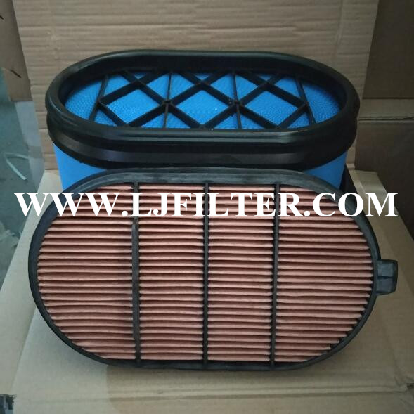 5203965 5203966 Komatsu air filter element