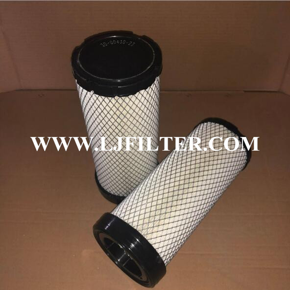 30-00430-22 30-00430-23 Carrier air filter element