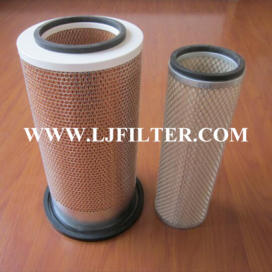 600-181-6820,600-181-6830 air filter, use for komatsu