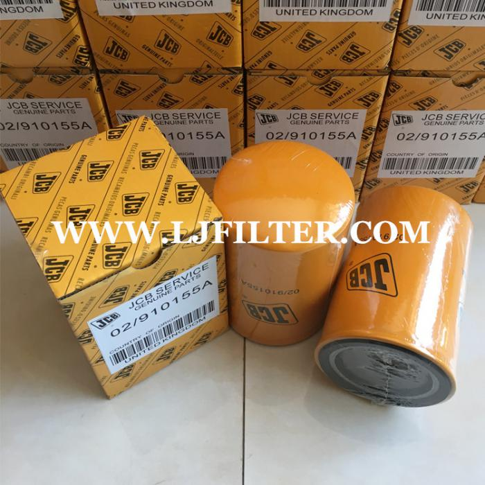02/910155,02/910155A jcb fuel filter element