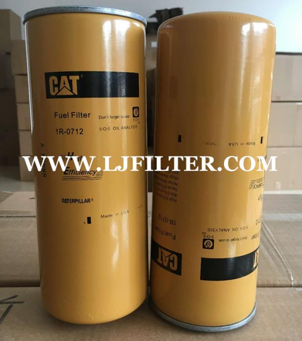 1R-0712,1R0712,fuel filter for caterpillar