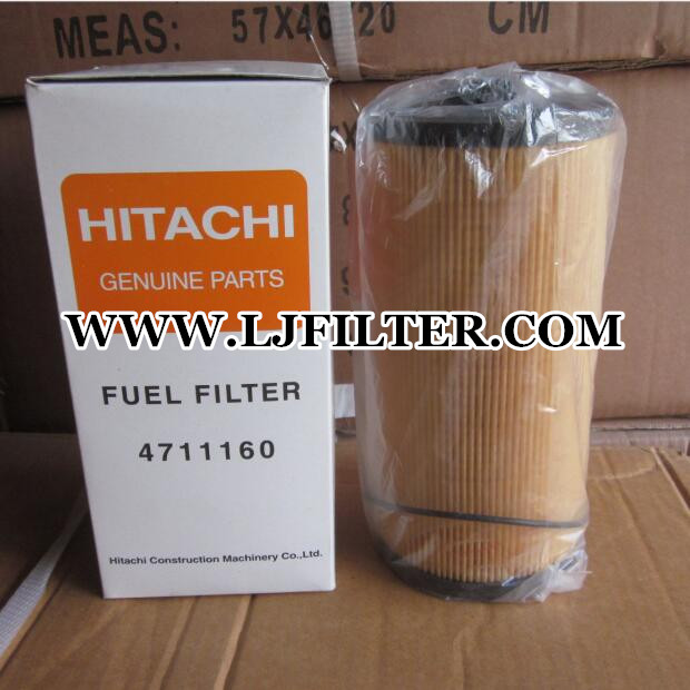 4711160,4679981,FF269,P502424 Replace for hitachi fuel filter