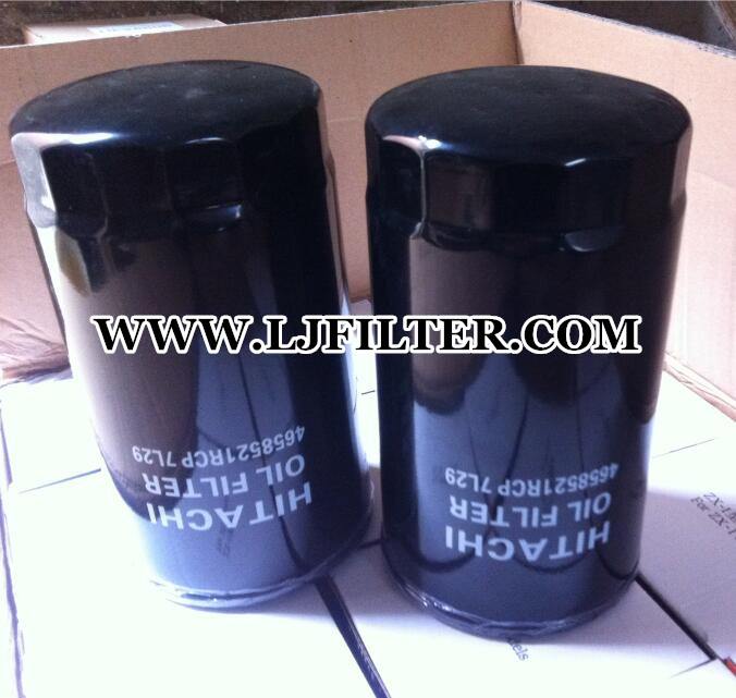 4658521RCP oil filter for hitachi