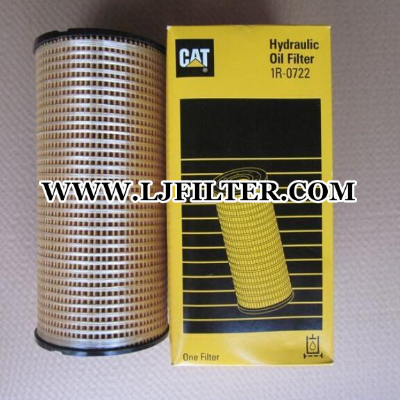 Caterpillar hydrauli oil filter 1R-0722 1R0722