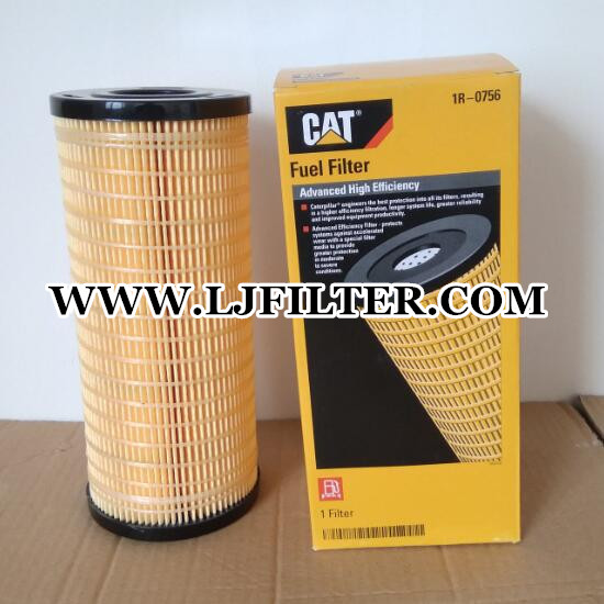 Caterpillar fuel filter 1R-0756 1R0756
