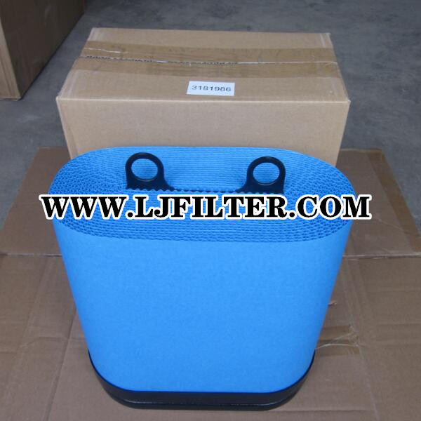 Air Filter 3181986 For volvo